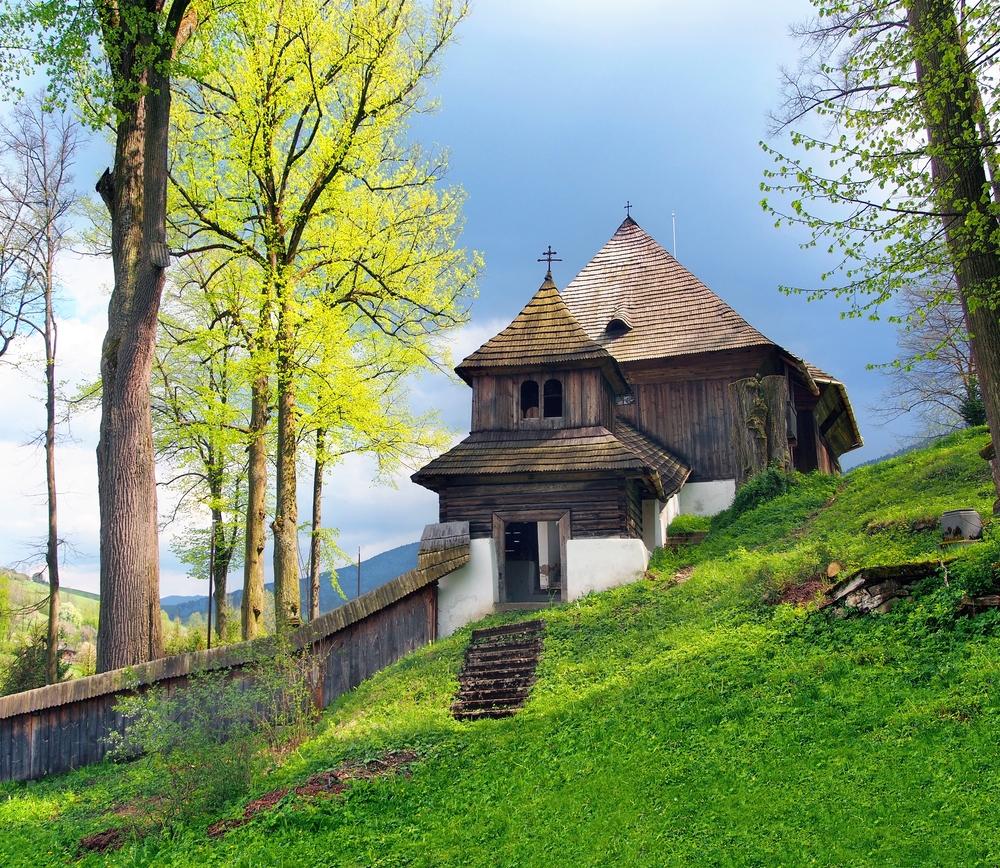 Leštiny, Orava. Foto: Shutterstock