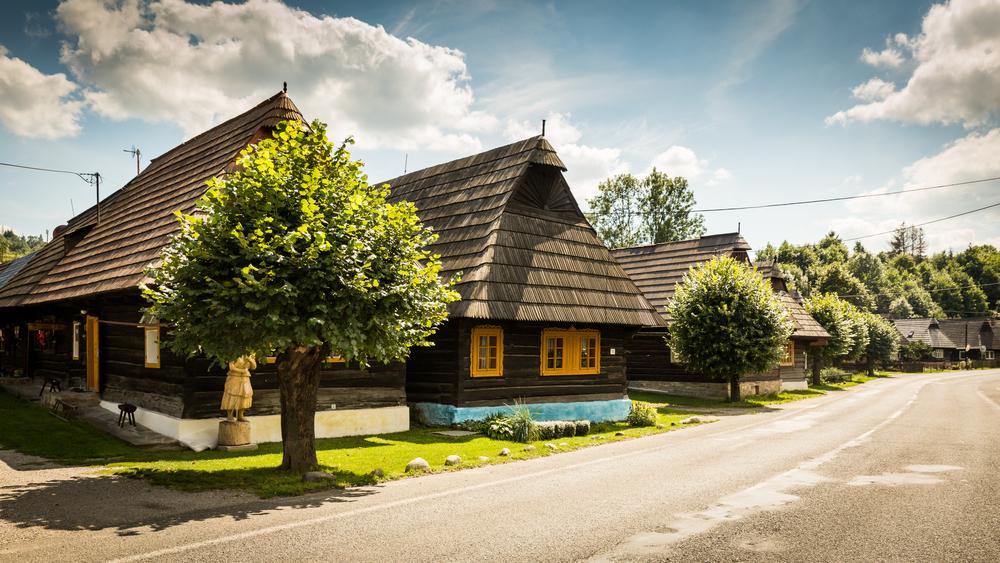 Podbiel, Orava. Foto: Shutterstock