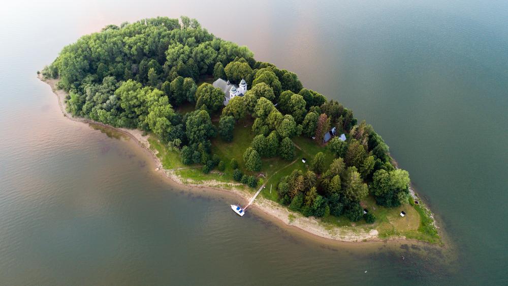 oravská priehrada, Orava. Foto: Shutterstock