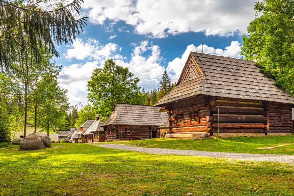 Zuberec, Orava. Foto: Shutterstock