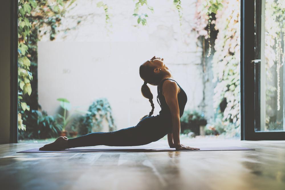 Jogou trénujete aj sústredenie. Foto: Shutterstock