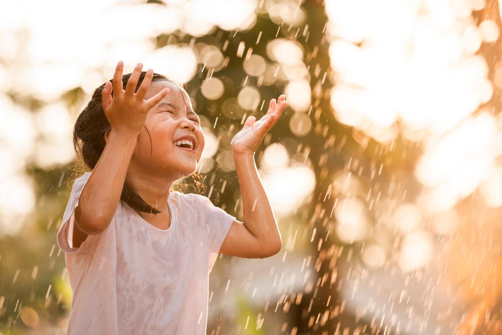 Deti vylieči sloboda byť sebou samými. Foto: Shutterstock