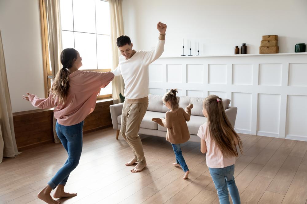 Tancuj, tancuj, vykrúcaj. Foto: Shutterstock