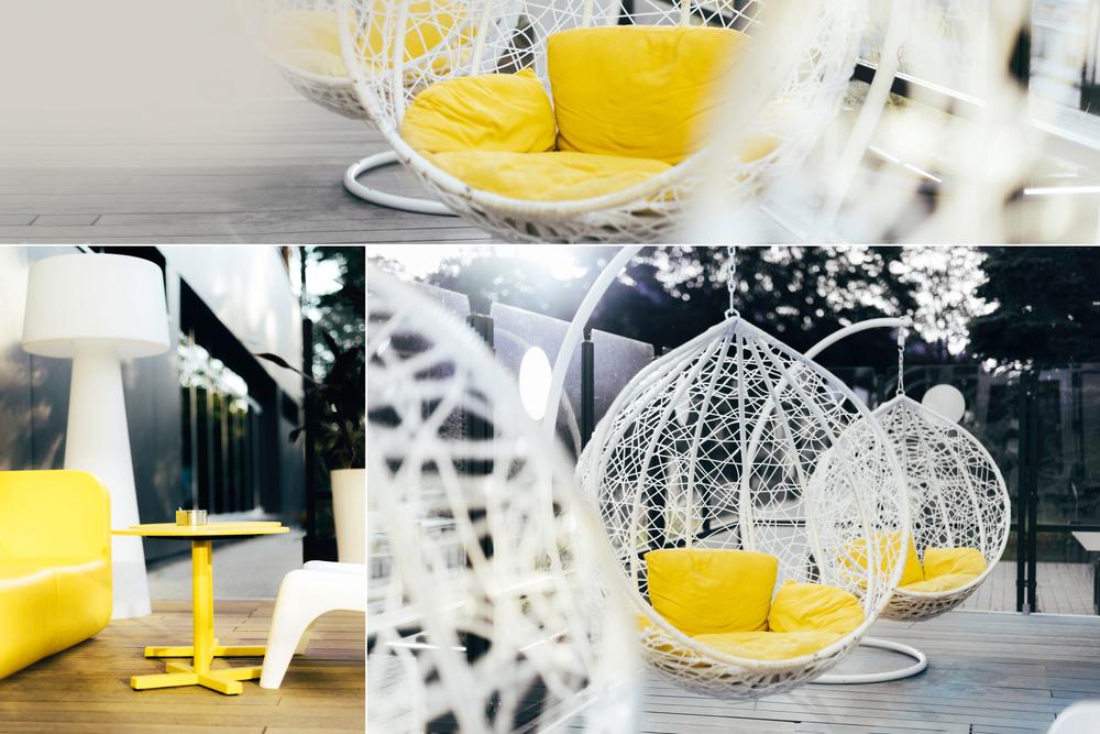 Sivá a žltá = optimistický, pozitívny prístup k životu. Foto: Shutterstock