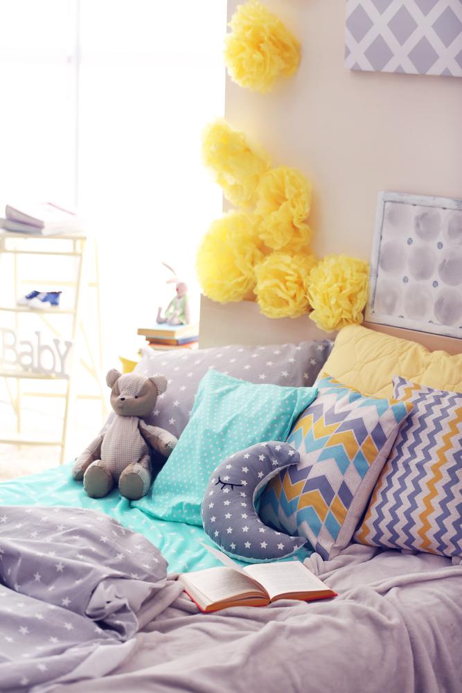 Veselá detská izba. Foto: Shutterstock
