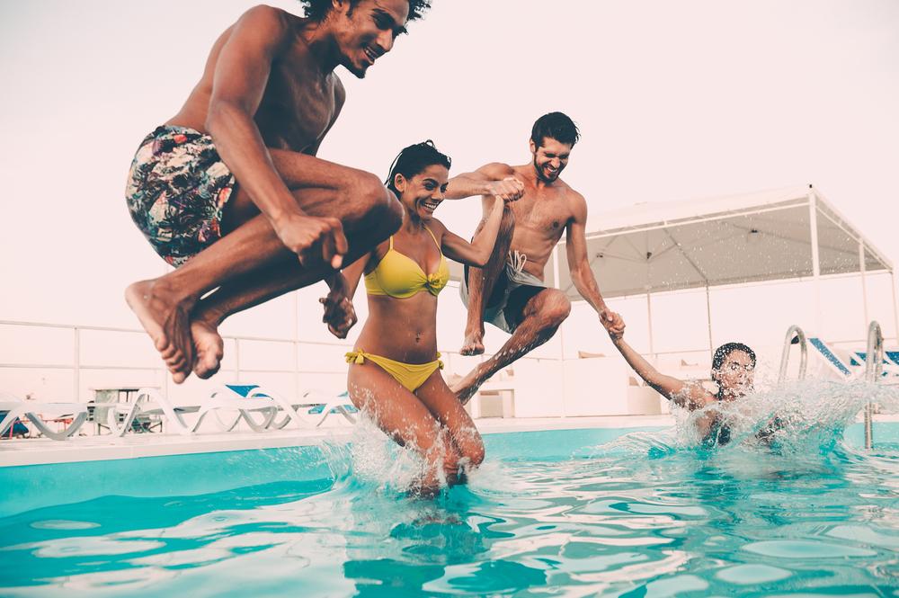 Kúpalisko bazén. Foto: Shutterstock