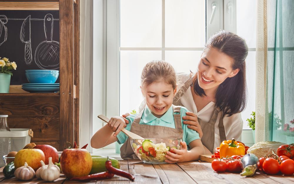 Prípravou jedla vyjadrujete sami sebe úctu a rešpekt. Foto: Shutterstock