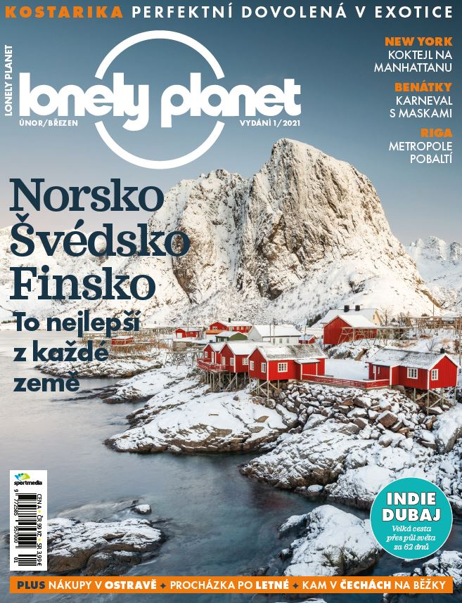Lonely Planet 1/2021