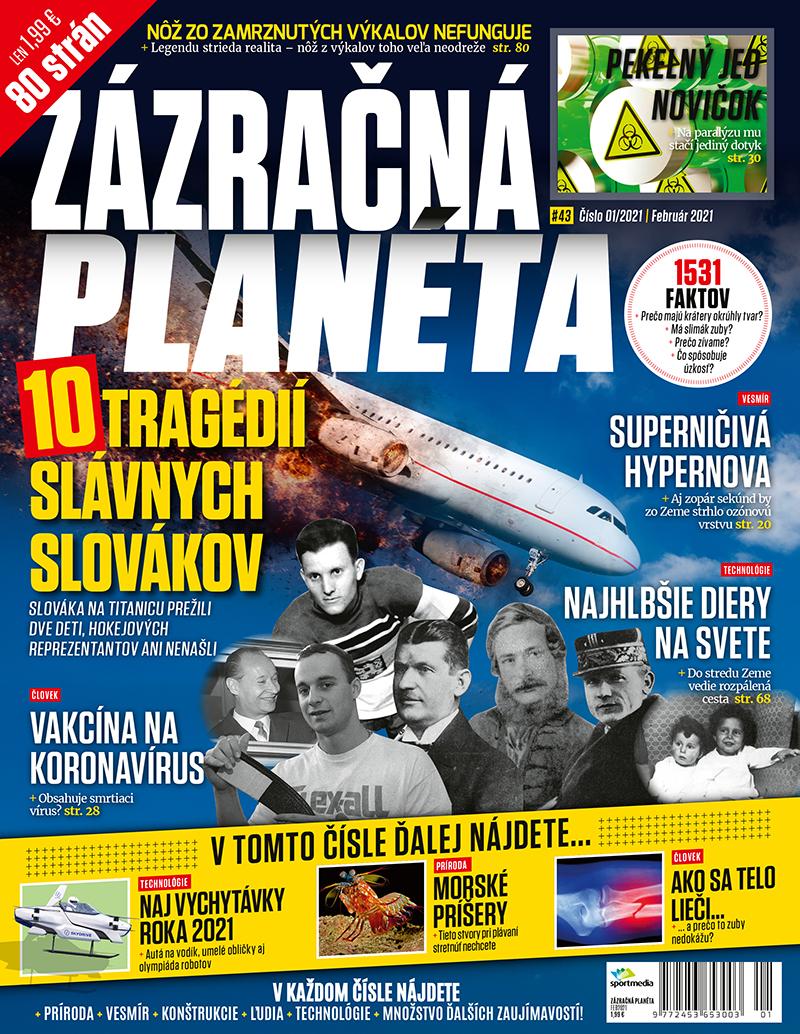 Zázračná planéta 1/2021