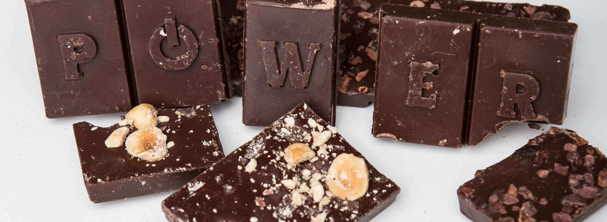 Powerlogy horká čokoláda