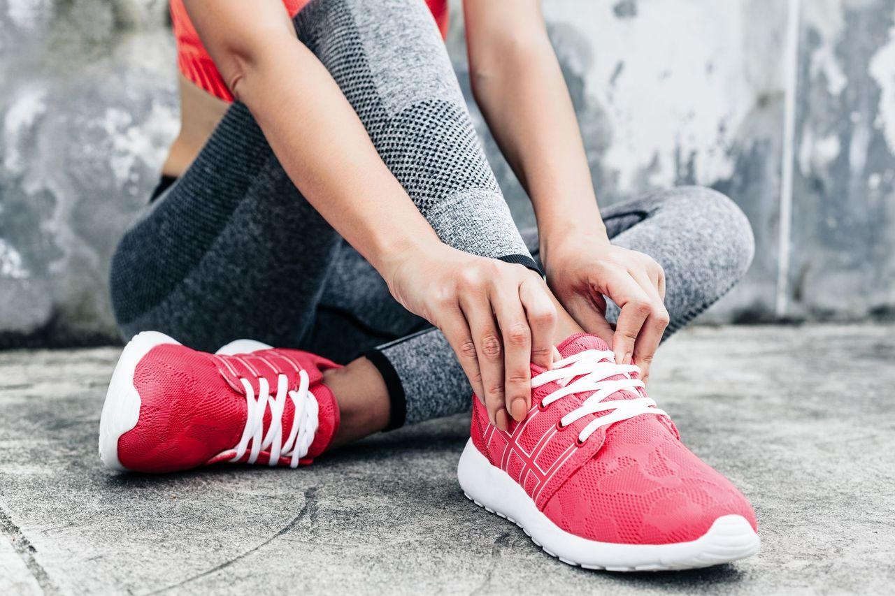 V niektorých topánkach sa vám môže športovať dobre, v iných nie. Foto: Shutterstock