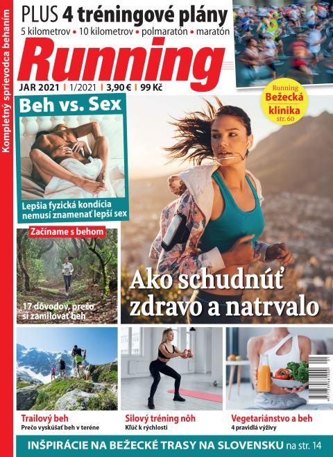 Running 1 2021