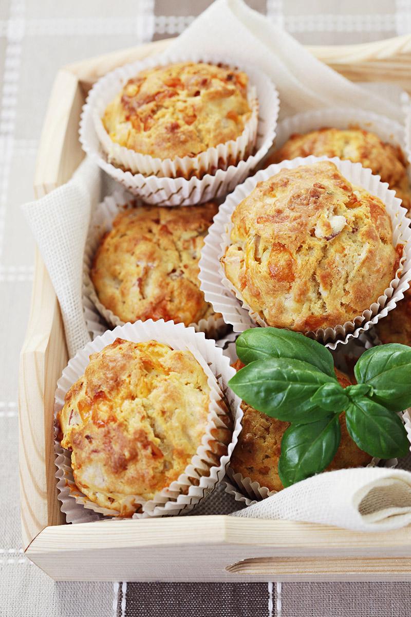 Domáce pivové muffiny. Foto: Shutterstock