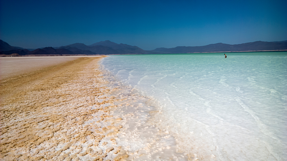 Assal, Džibutsko. Foto: Shutterstock