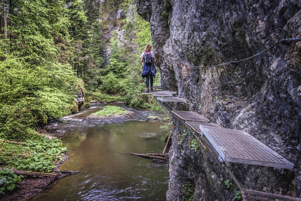 Rieka Hornád, Slovenský raj. Foto: Shutterstock