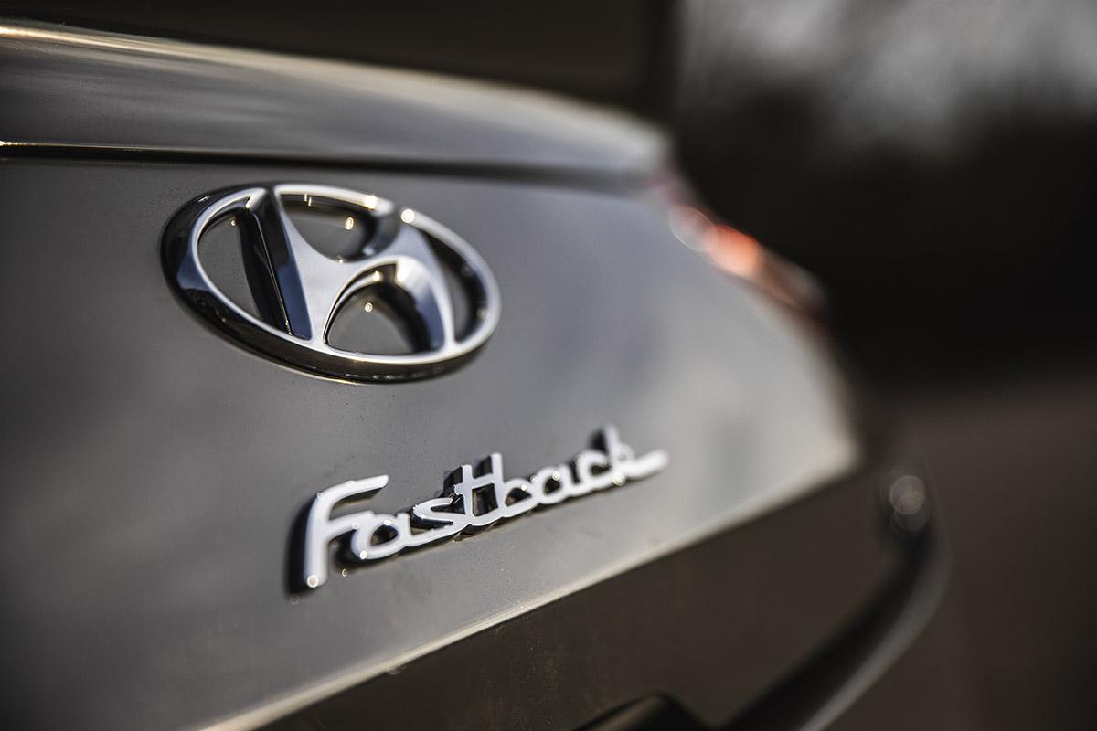 Hyundai i30 rozhodne nie je lenivé auto.