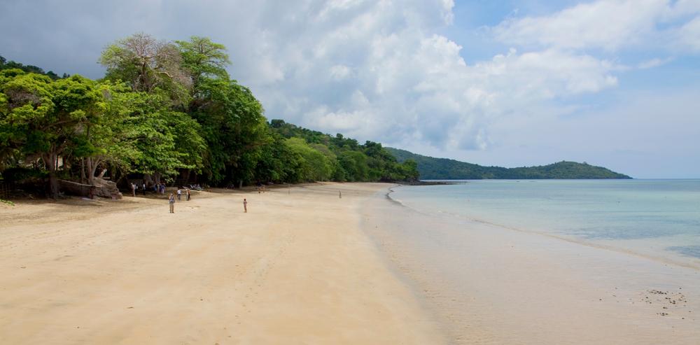 Komory, Afrika. Foto: Shutterstock