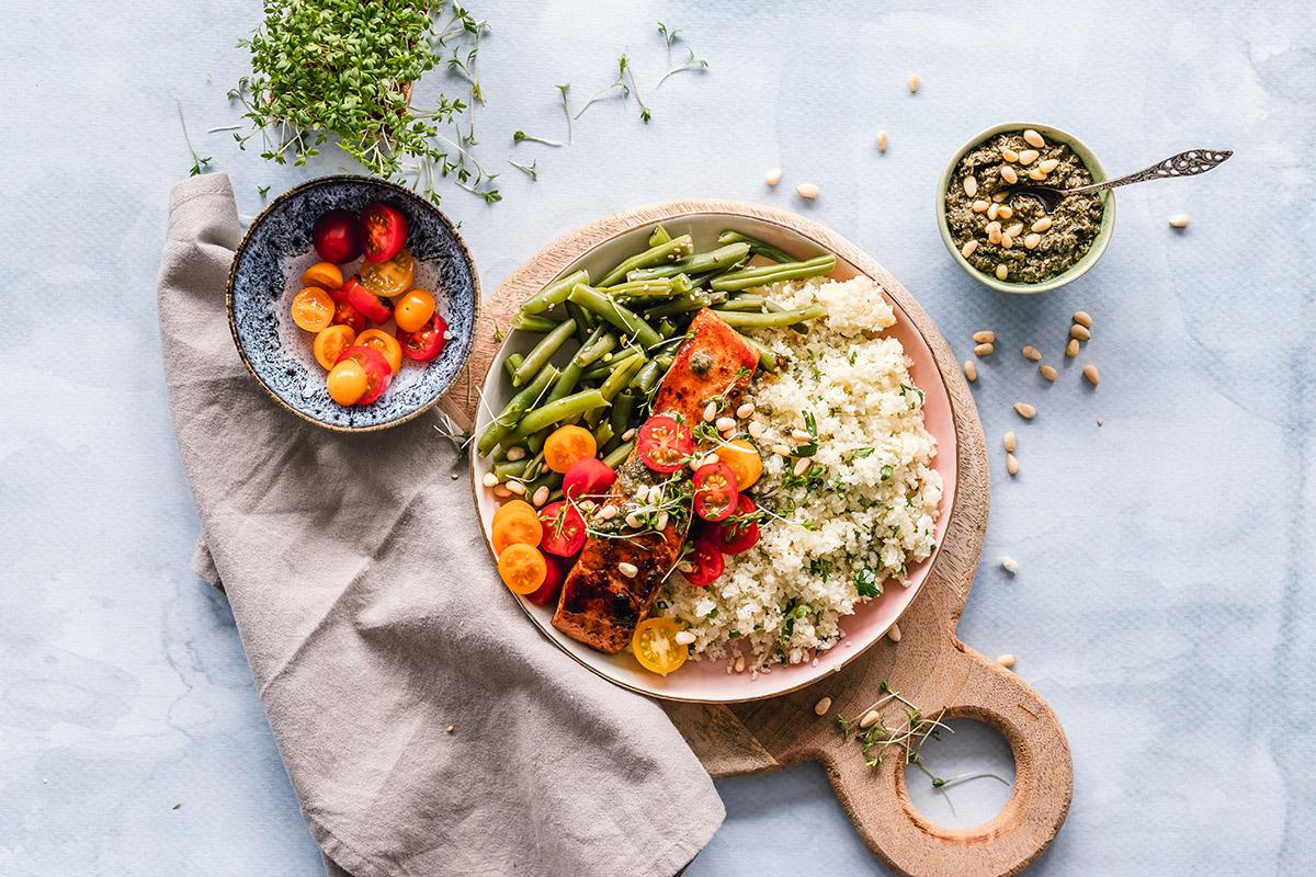 Namiesto diét zdravá strava. Foto: Unsplash