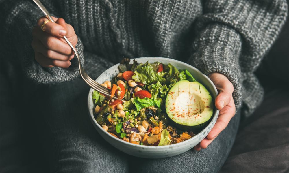 Výživa. Foto: Shutterstock