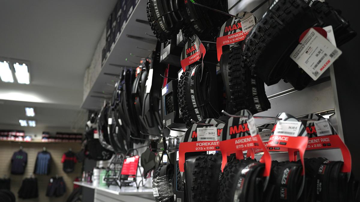 Predajňa KUBICASPORT elektrobicykle v Žiline