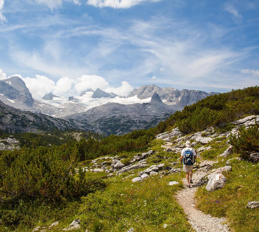 Dachstein. Foto: ©STMG Mühlleitner