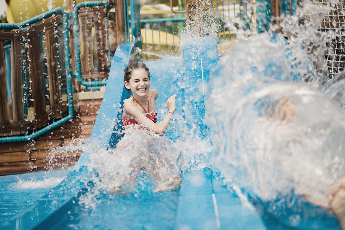Eurothermen Resort, Bad Schallerbach, Vitalwelt Aquapulco. Foto: Oberoesterreich Tourismus, Robert Maybach