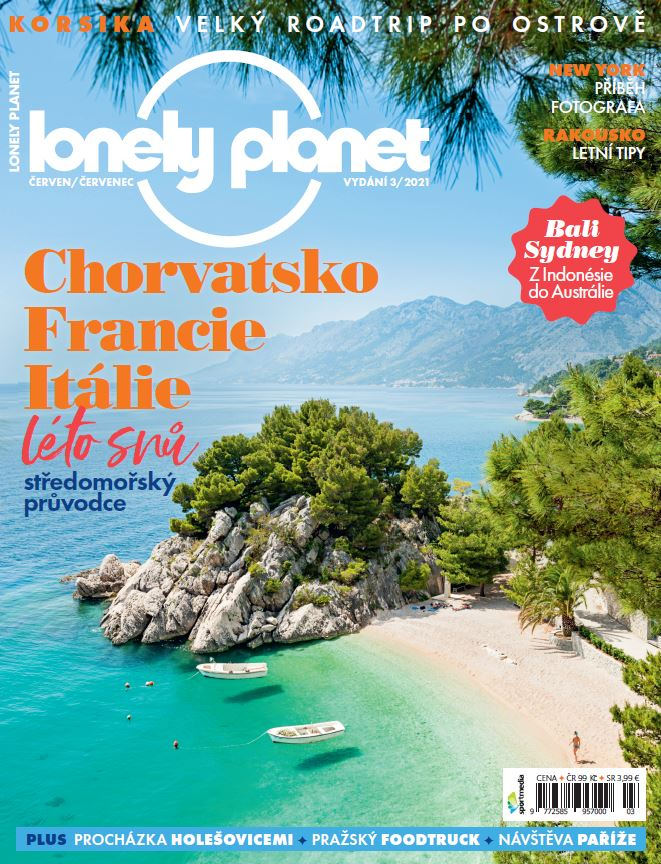 Lonely Planet 3/2021