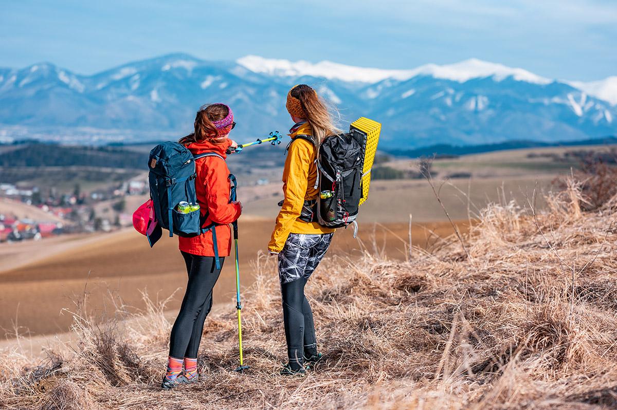 Ženy na horách