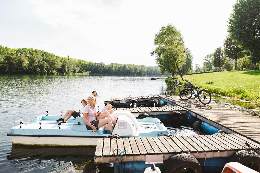 Dunajská cyklotrasa (c) Niederösterreich Werbung/ Stefan Fuertbauer