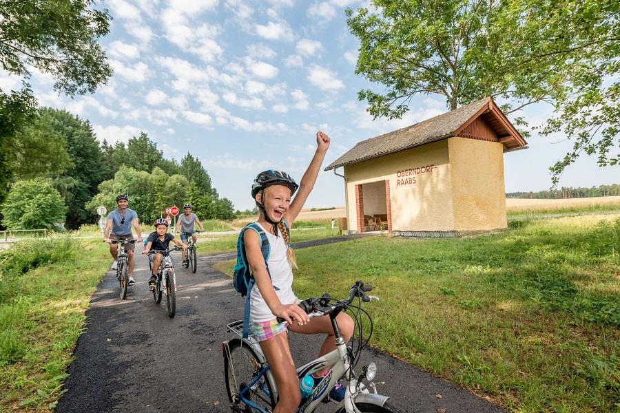 Cyklotrasa Thayarunde (c) Waldviertel Tourismus, Studio Kerschbaum