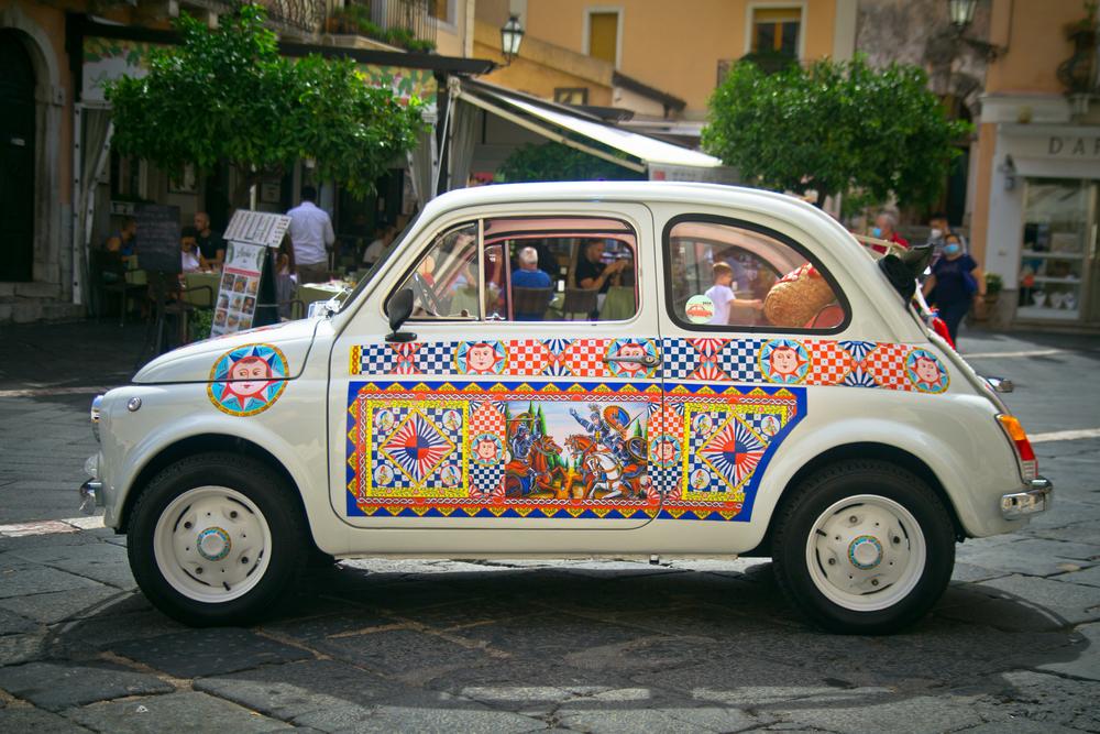 Fiat Taliansko. Foto: Shutterstock