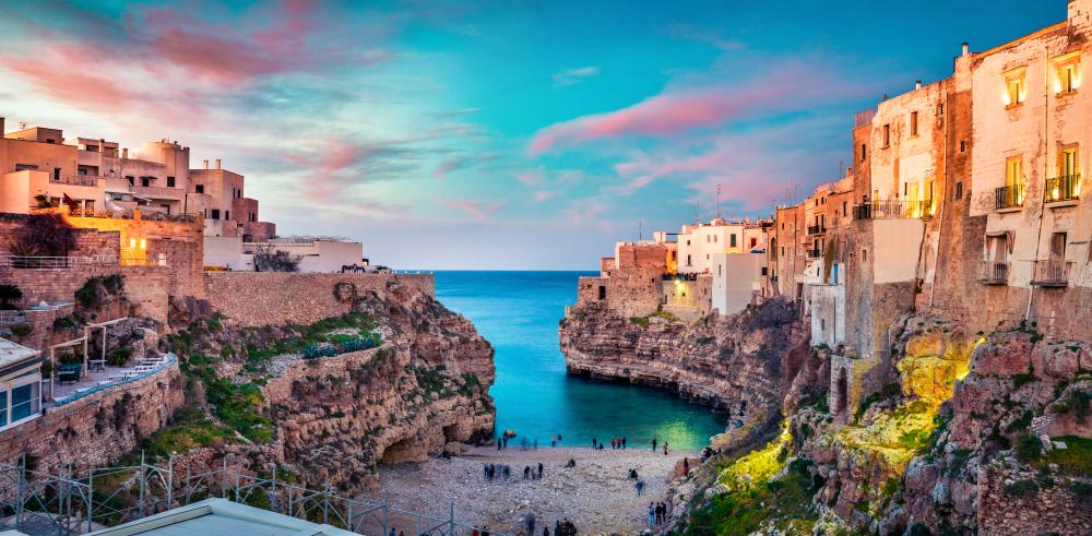 Puglia Taliansko. Foto: Shutterstock