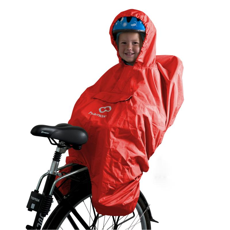 Cyklistické pončo proti dažďu Hamax