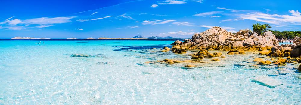 Sardínia Taliansko. Foto: Shutterstock