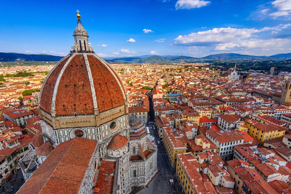 Florencia Taliansko. Foto: Shutterstock