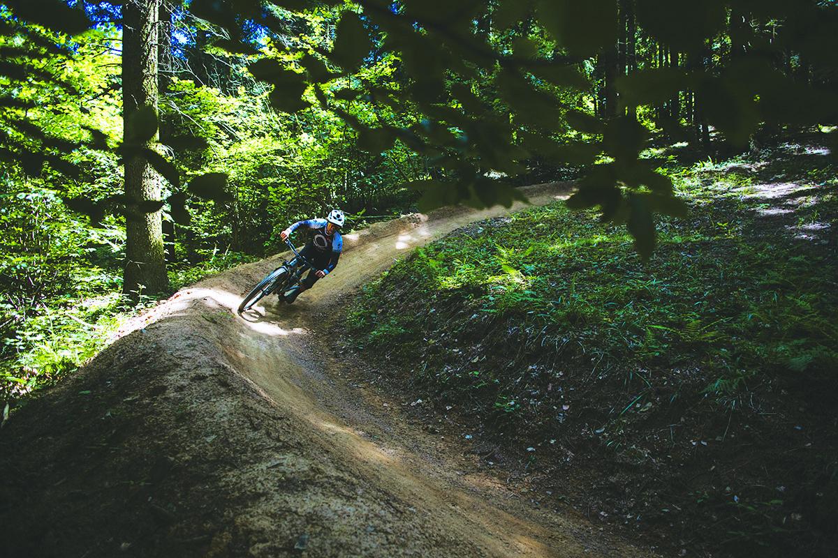 Flow trail Helligon