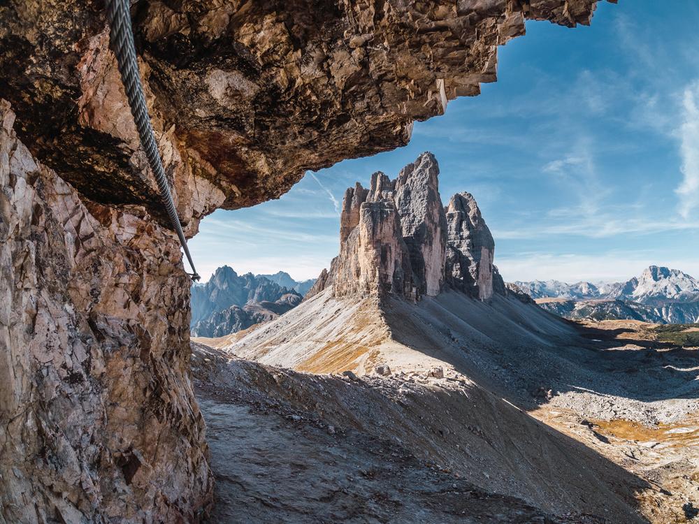 Dolomity ferrata. Foto: Shutterstock